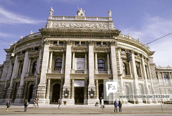 Hofburgtheater - Vienna - Austria