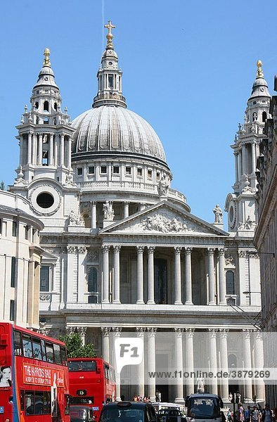 St pauls cathedral in london