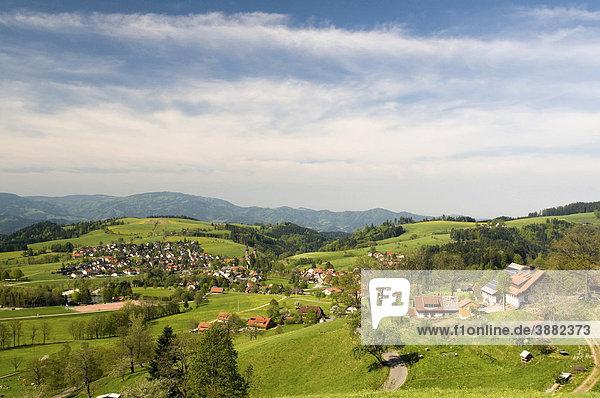St Peter  Südschwarzwald  Baden-Württemberg  Deutschland  Europa