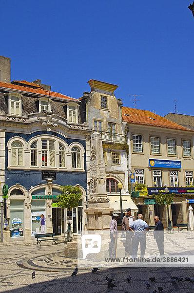 Altstadt  Distrikt Aveiro  Region Beira  Portugal  Europa
