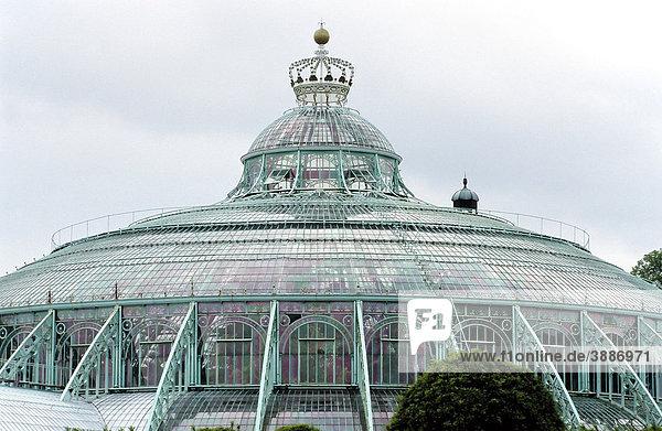 Königliche Gewächshäuser Brüssel
