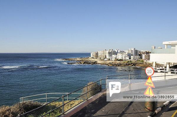 Clifton  Kapstadt  Südafrika  Afrika