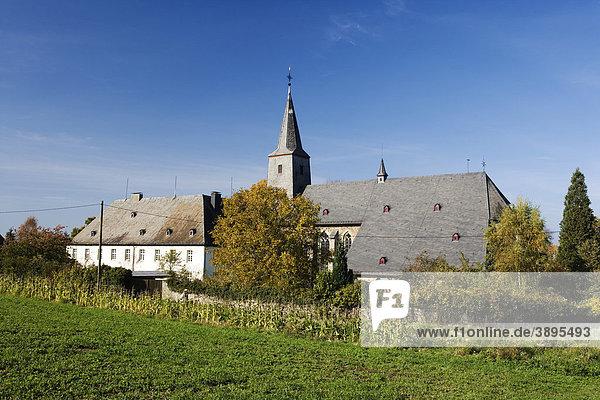 Kloster Oelinghausen  Arnsberg  Nordrhein-Westfalen  Deutschland  Europa