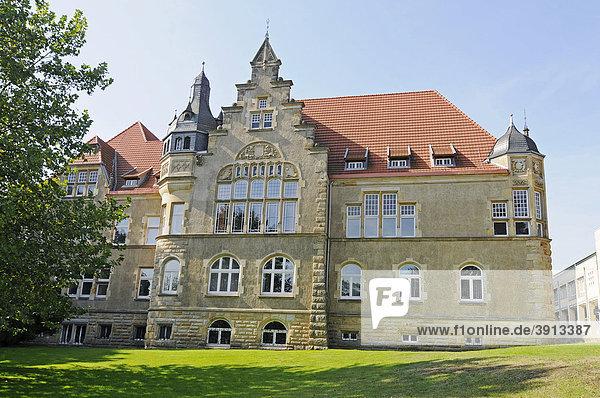 Kreisamt  Verwaltung  Herford  Ostwestfalen  Nordrhein-Westfalen  Deutschland  Europa