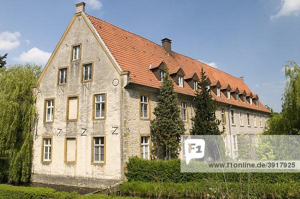 Paterhaus Kloster Vinnenberg  Münsterland  Nordrhein-Westfalen  Deutschland  Europa