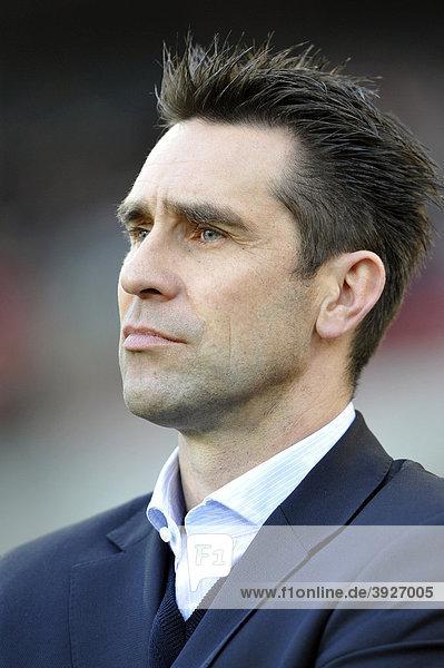 Manager Michael PREETZ  Hertha BSC Berlin
