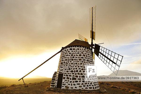 Windmühle  Fuerteventura  Kanarische Inseln  Kanaren  Spanien  Europa Windmühle, Fuerteventura, Kanarische Inseln, Kanaren, Spanien, Europa