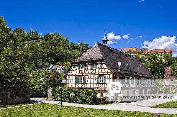 Kloster Reutin  Wohnhaus des Meiers und des Torwarts  Wildberg  Schwarzwald  Baden-Württemberg  Deutschland  Europa