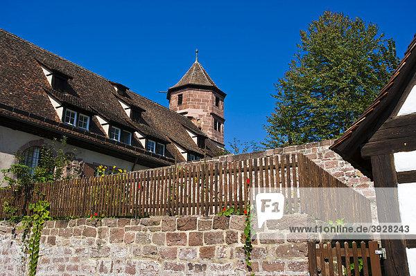 Kloster Hirsau  Klosterhof  Hirsau  Schwarzwald  Baden-Württemberg  Deutschland  Europa