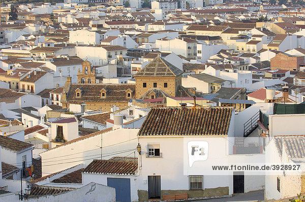 Antequera  Provinz Malaga  Andalusien  Spanien  Europa