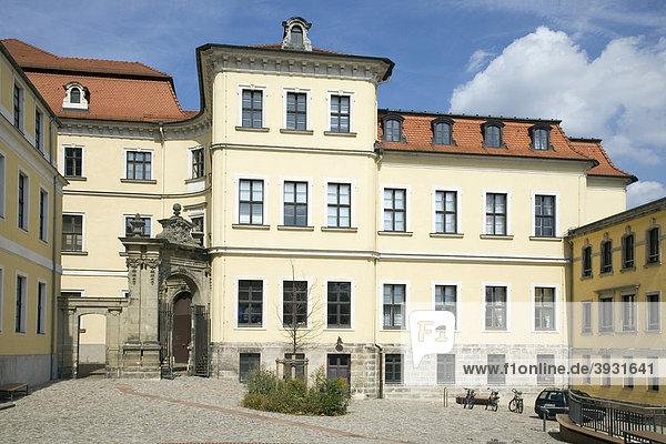 Haus der Romanik  Magdeburg  Sachsen-Anhalt  Deutschland  Europa