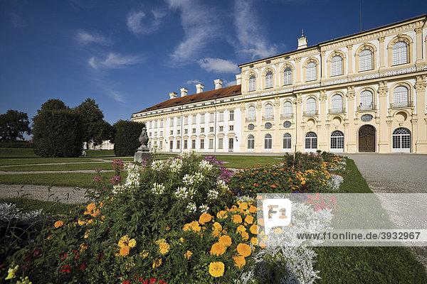 Schloss Schleißheim  München  Bayern  Deutschland  Europa