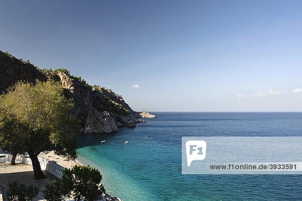 Kira Panagia  Insel Karpathos  Ägäische Inseln  Ägäis  Dodekanes  Griechenland  Europa