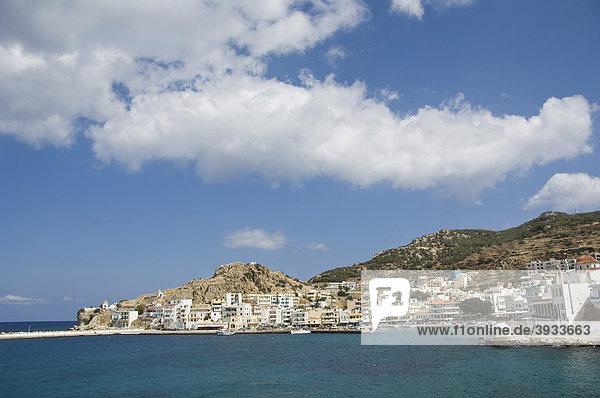 Pigadia  Insel Karpathos  Ägäische Inseln  Ägäis  Dodekanes  Griechenland  Europa