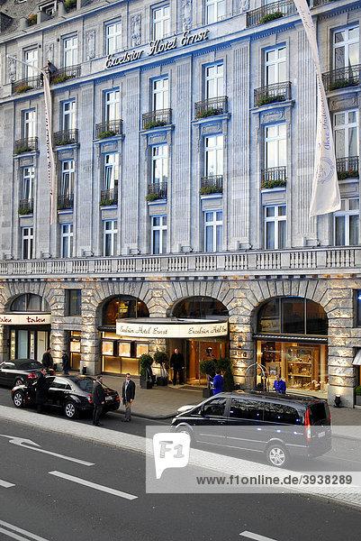 Excelsior Hotel Ernst  ein Luxus-Hotel in der Trankgasse  Köln  Rheinland  Nordrhein-Westfalen  Deutschland  Europa