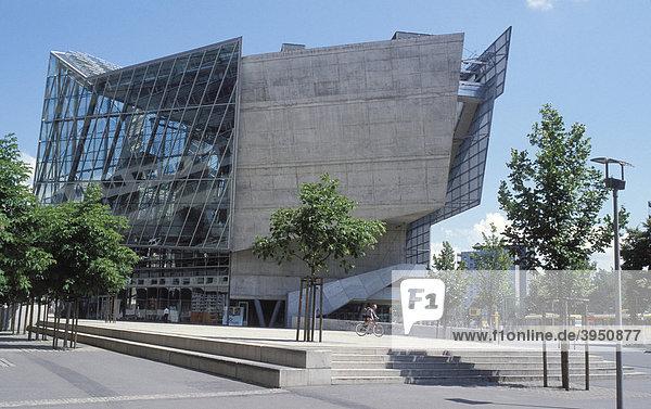 Kino UFA Kristallpalast in Dresden  Architekten COOP Himmelb(l)au  Sachsen  Deutschland  Europa
