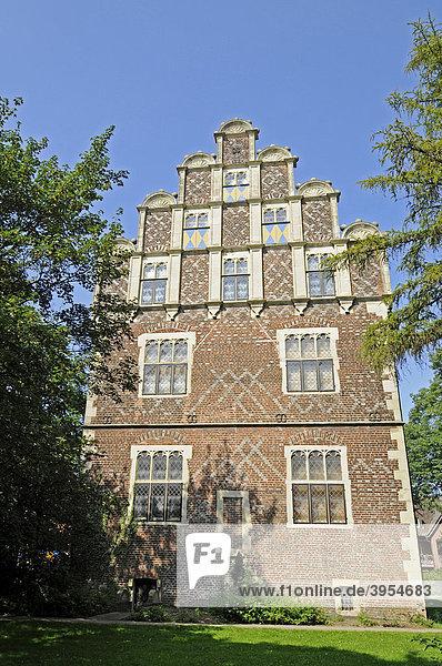 Westpreußisches Landesmuseum  Drostenhof  Wolbeck  Münster  Münsterland  Nordrhein-Westfalen  Deutschland  Europa