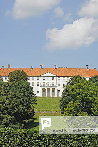 Schloss Cappenberg  Selm  Kreis Unna  Nordrhein-Westfalen  Deutschland  Europa