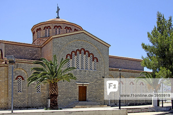 Kirche  Tylissos  Kreta  Griechenland  Europa