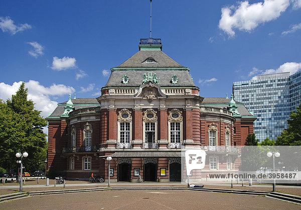 Laeiszhalle  Musikhalle  Hamburg  Deutschland  Europa