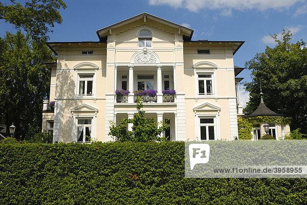Historisches Wohnhaus in Bergedorf  Hamburg  Deutschland  Europa