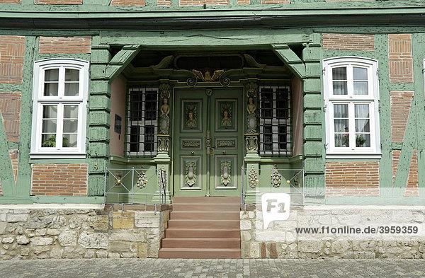 Hartwig Haus  Korbach  Hessen  Deutschland  Europa