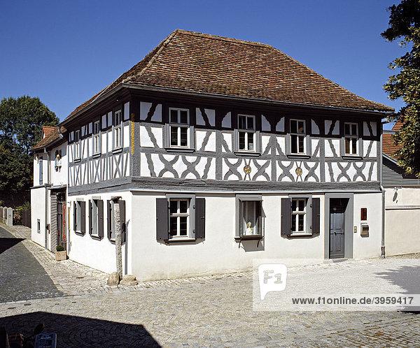 Kunstgalerie  Iphofen  Unterfranken  Bayern  Deutschland  Europa