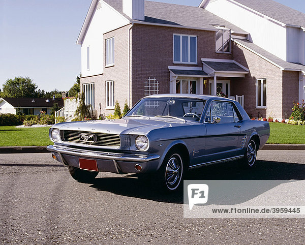 1966 Ford Mustang 289