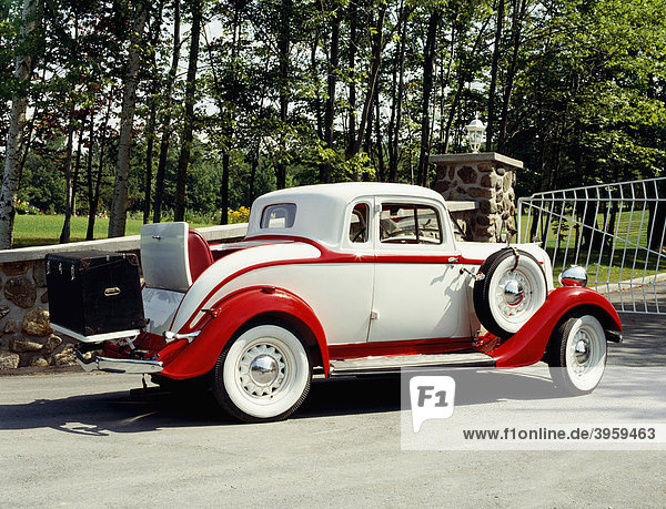 1934 Plymouth Coupe RS