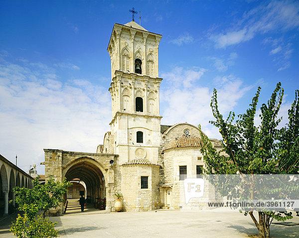 Kirche Agios Lazaros  Lazaruskirche  Larnaca  Zypern  Europa