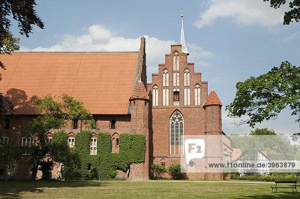Kloster Wienhausen  Niedersachsen  Deutschland