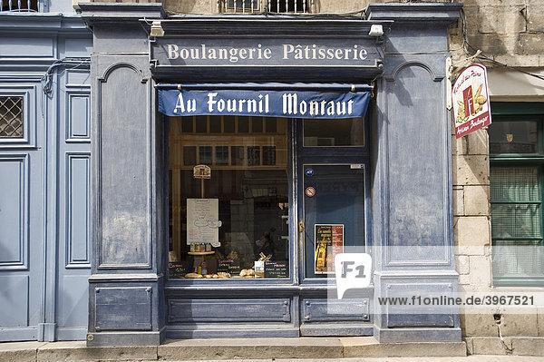 Lebensmittelgeschäft  Rue d¥Èspagne  Bayonne  Aquitaine  Frankreich  Europa