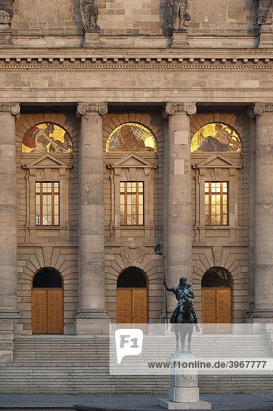 Bayerische Staatskanzlei  München  Oberbayern  Bayern  Deutschland