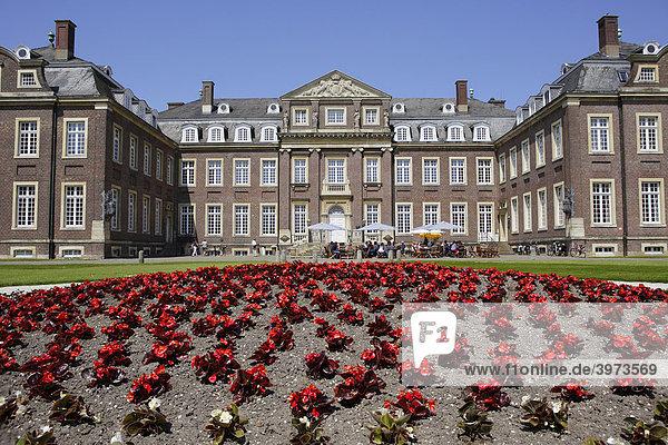 Schloss Nordkirchen  Nordrhein-Westfalen  Deutschland  Europa