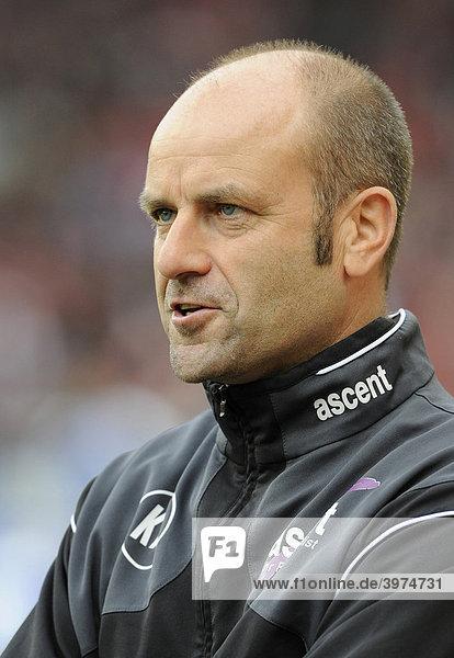 Coach Edmund Becker  Karlsruher SC