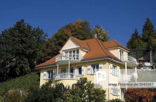 Ferienhaus bei Meersburg  Baden-Württemberg  Deutschland