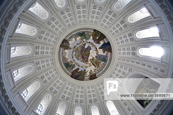 Kuppel im Dom zu St. Blasien  Schwarzwald  Deutschland  Europa