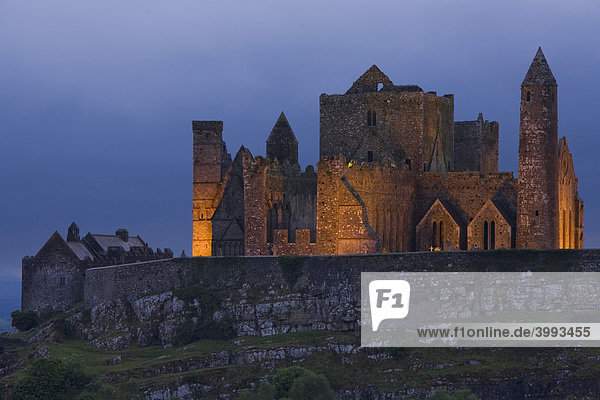 Rock of Cashel  County Tipperary  Irland