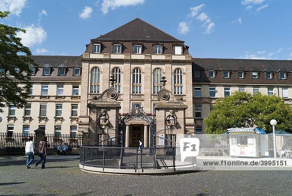 Universitätsklinikum Mannheim  Baden-Wuertemberg  Deutschland  Europa
