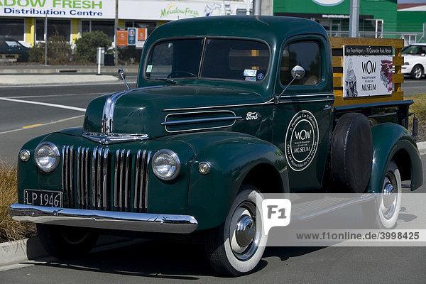 Historischer Ford  Nelson  Südinsel  Neuseeland