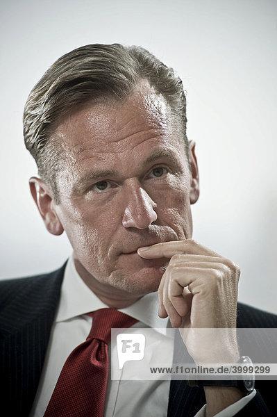 Mathias Döpfner  Vorstand Axel Springer AG
