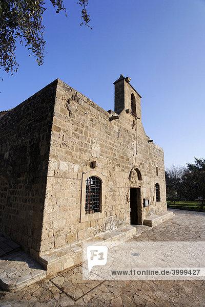 Griechisch orthodoxe Kirche  Kitti  Larnaca  Zypern  Europa