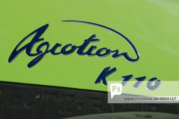 Deutz Fahr Agrotron K110 Agrotrondeutzdeutz Fahrfahrk110