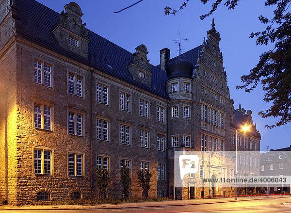 District Court  Oberhausen  Ruhr area  North Rhine-Westphalia  Germany  Europe