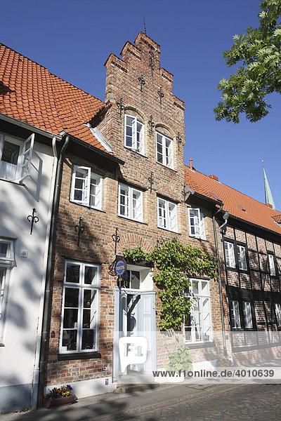 Lübeck  Schleswig-Holstein  Deutschland