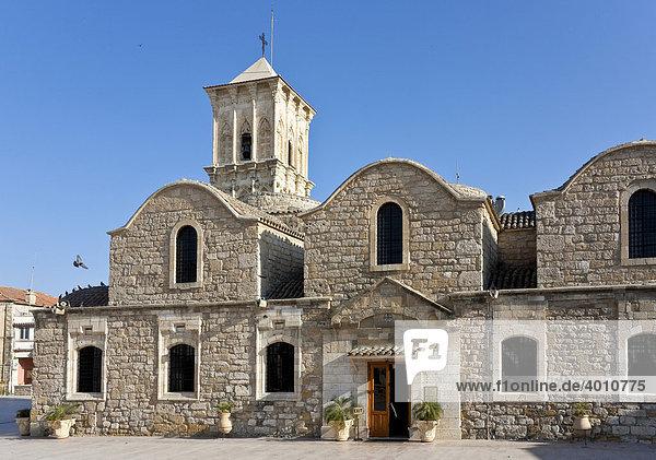 Agios Lazaros  Lazaruskirche  Larnaka  auch Larnaca  Zypern  griechischer Teil  Südeuropa  Europa