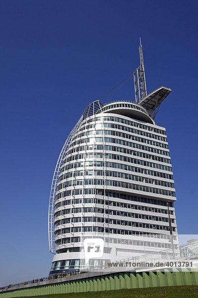 ATLANTIC Hotel Sail City  Alter Hafen  Bremerhaven  Freie Hansestadt Bremen  Deutschland  Europa