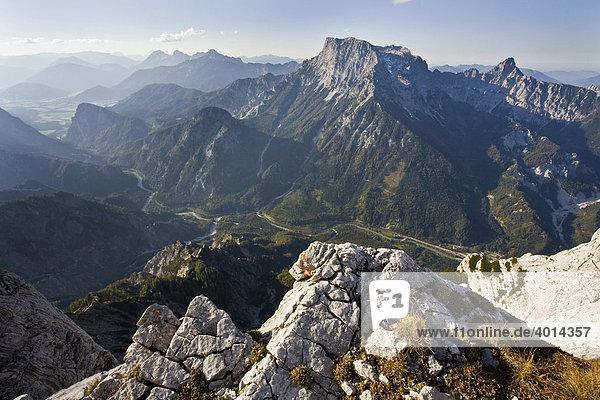 Nationalpark Gesäuse  Steiermark  Österreich  Europa