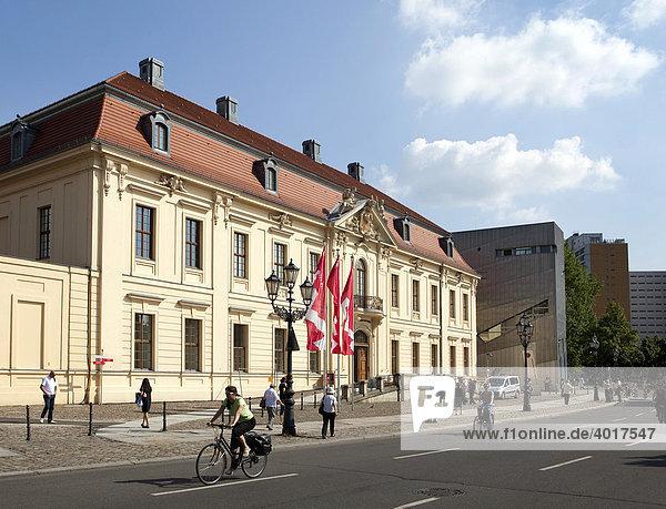 Das Jüdische Museum  Architekt Daniel Libeskind  Berlin  Deutschland  Europa