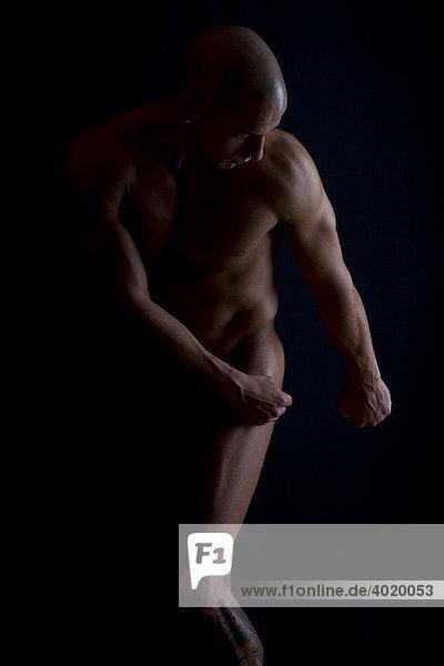 Mann  Körper  nackt Mann, Körper, nackt